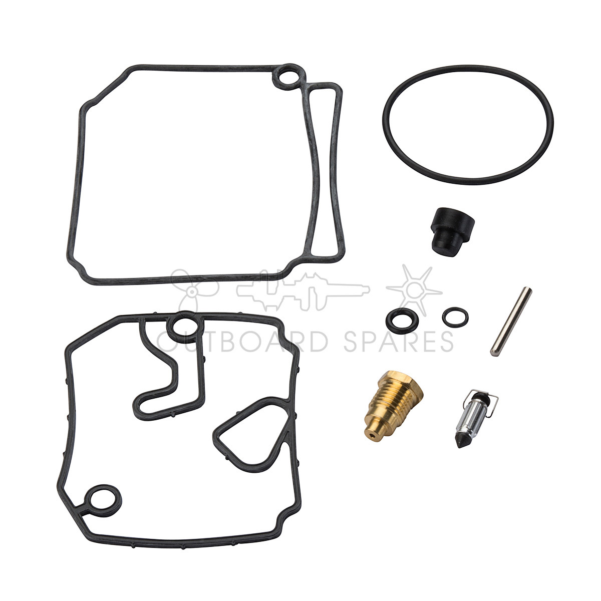 Yamaha Carburettor Kit For 60hp 70hp Outboard Part 6h2
