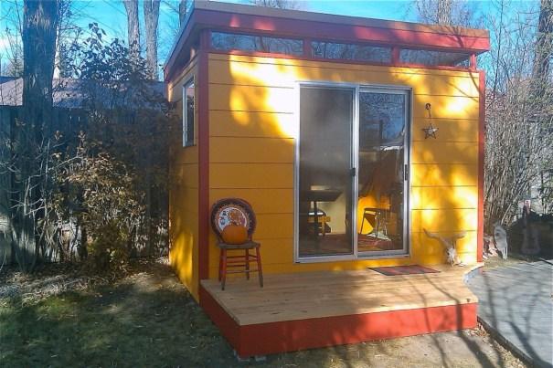 backyard musics studio prefab studio kit
