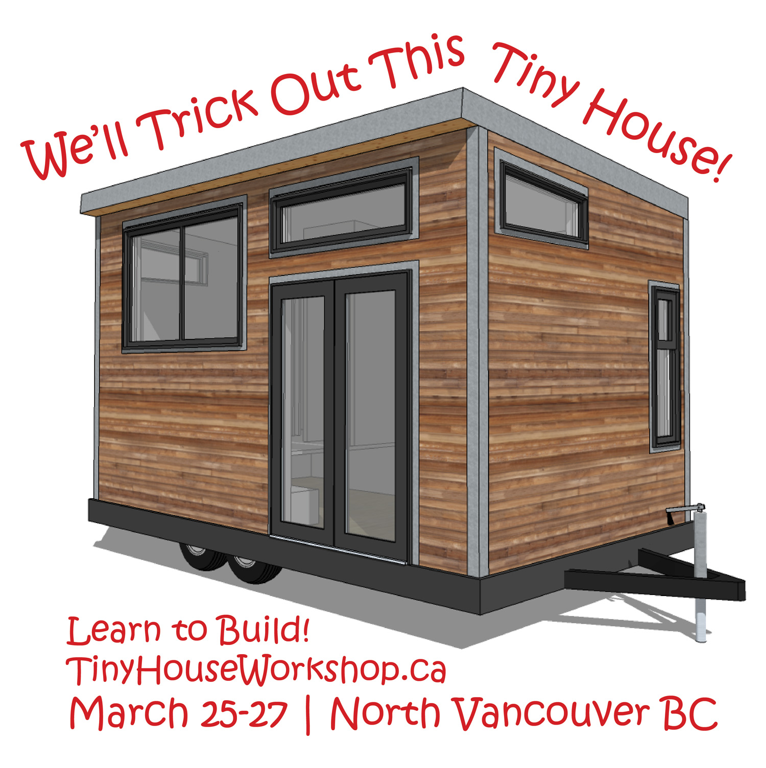 Vancouver Tiny House Workshop
