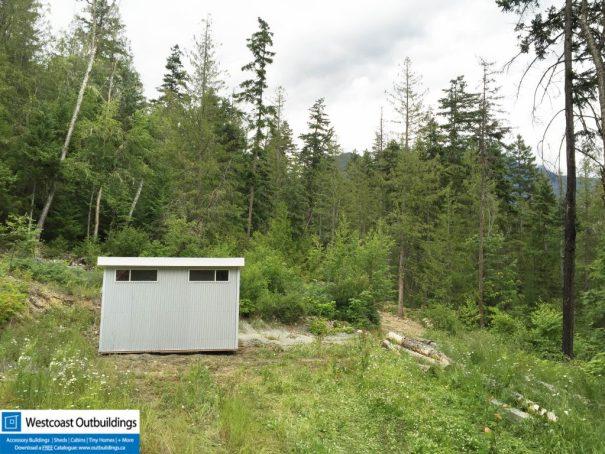 Pemberton Off-Grid Cabin