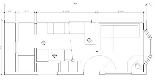 Skookum 26 Floorplan