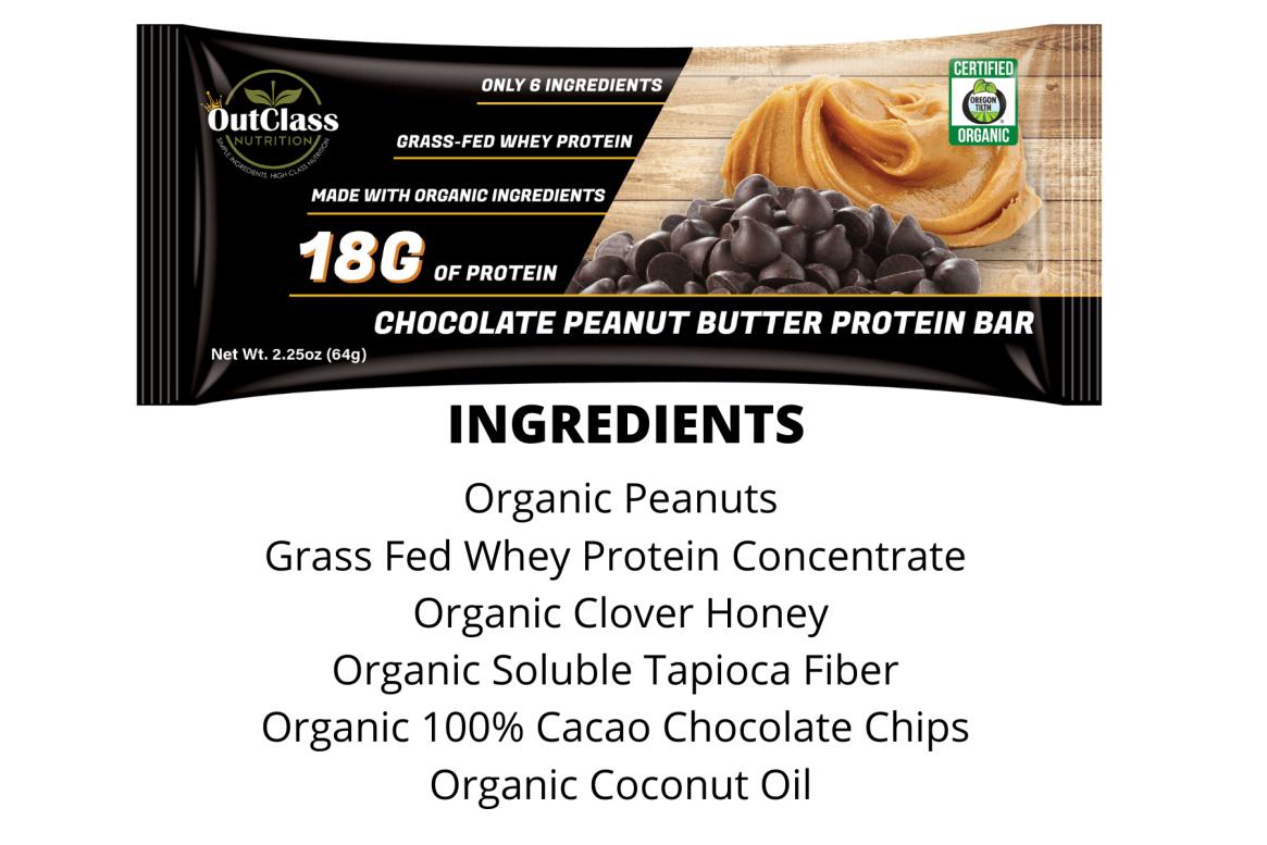 Chocolate Bar Ingredient