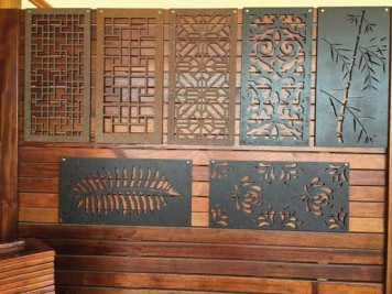 Image Result For Wood Privacy Fence Panels