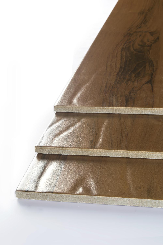 non slip ceramic wood tile for corridor garden commercial buildings