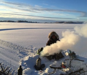 Last-day-of-Moose-Hunting-Season-January-31st-on-the-North-Arm-of-Great-Slave-Lake-NWT-Chris-and-Alexander-John-min