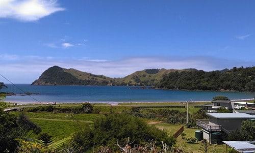 Sandy Bay, Coromandel