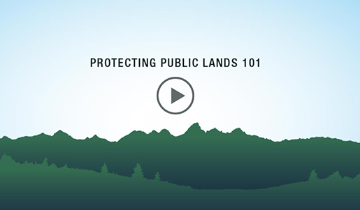 Protecting Public Lands 101 eLearning - Splash