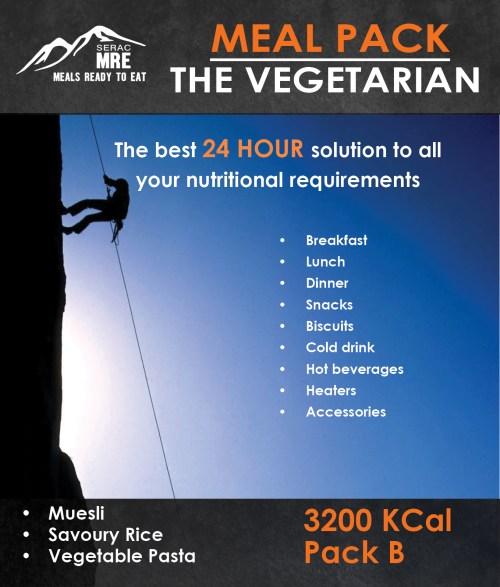 The Vegetarian - Pack 2