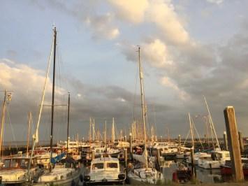 Jachthaven. Foto: Yvonne van der Voort