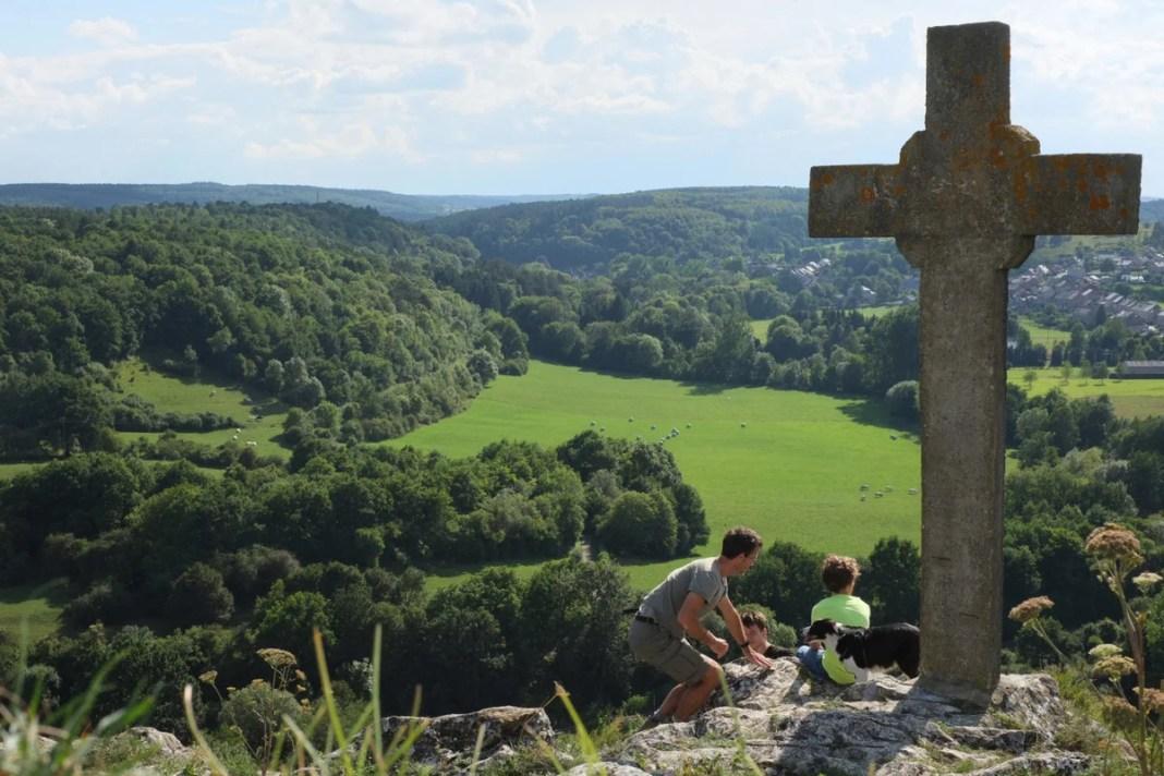 De Viroin-vallei is geweldig voor natuurliefhebbers. Copyright: WBT - Pierre Pauquay