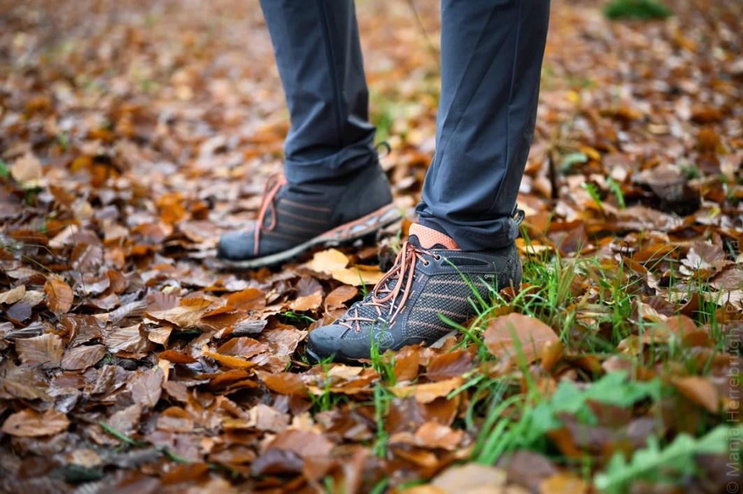 De Schöffel wandelbroek van dichtbij. Foto: Manja Herrebrugh