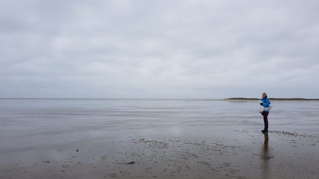 Strandjutten op Terschelling