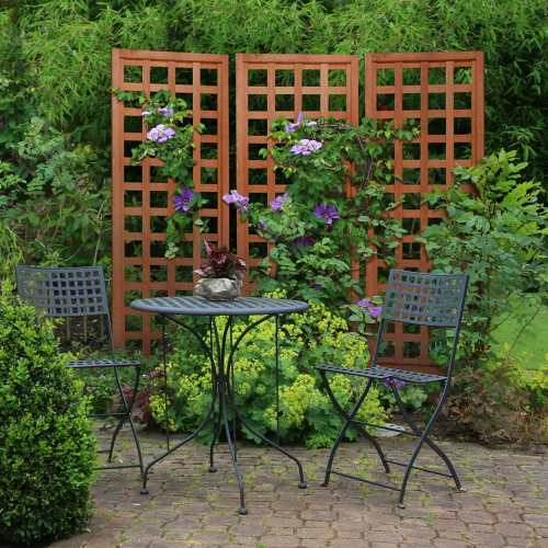 five easy ways to use a trellis
