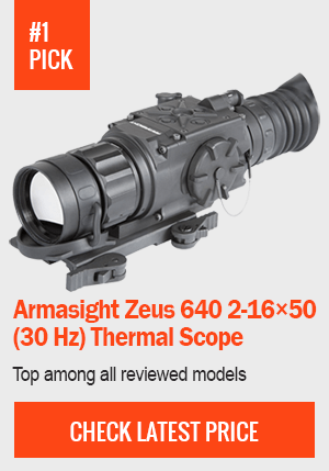 Best Thermal Scope