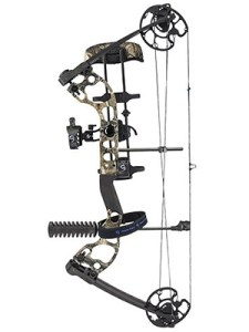 Quest radical Right-Hand Package Compound Bow