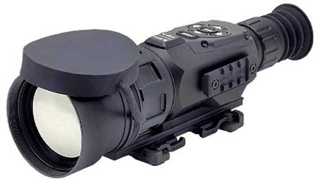 ATN ThOR HD 640 Thermal Scope