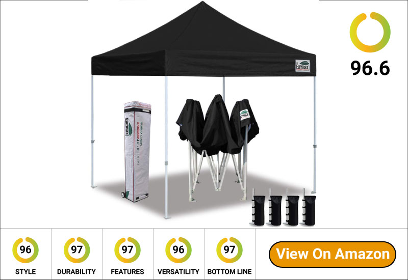 Eurmax 10 X 10 Easy Pop-up Canopy