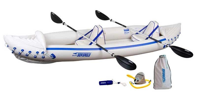 Sea Eagle SE370 Inflatable Kayak