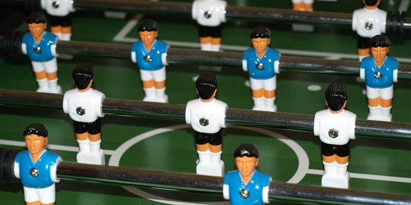 The Foosball Table