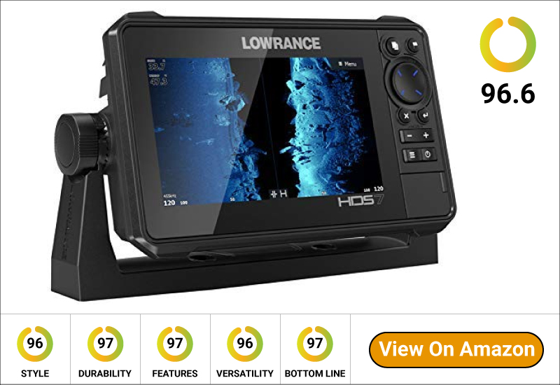 HDS-7 LIVE - 7-inch Fish Finder