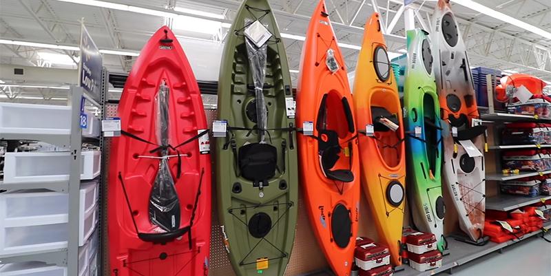 Fishing Kayak fishing reel sit on top kayaks
