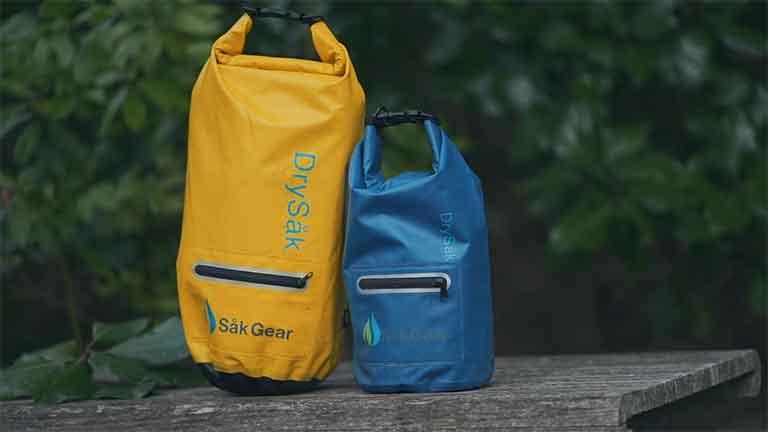 Dry bags for kayaking and kayak fishing