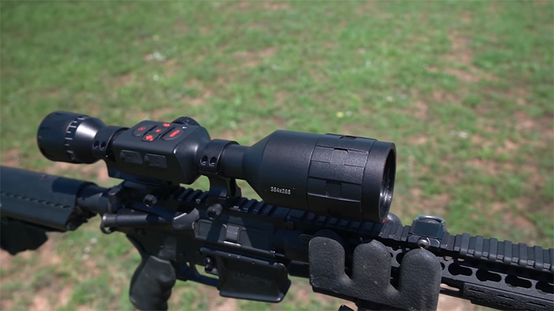 How To Sight In A Thermal Scope
