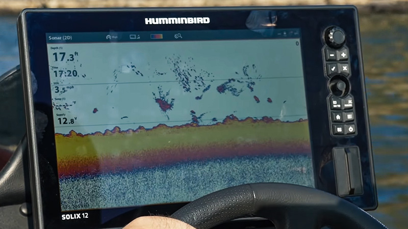 How To Read A Lowrance Fish Finder Fi