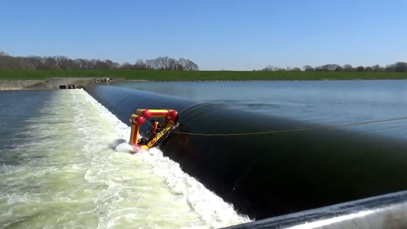 Dangers Of Approaching A Low -Head Dam