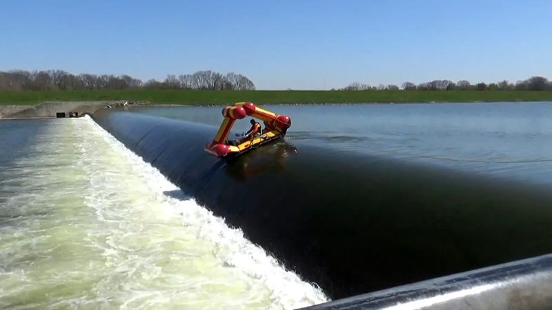 What Makes A Low-Head Dam So Dangerous