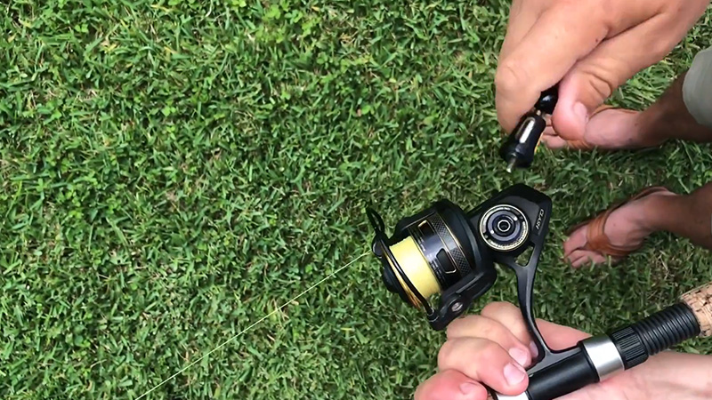 Right or Left-Handed Fishing Reel