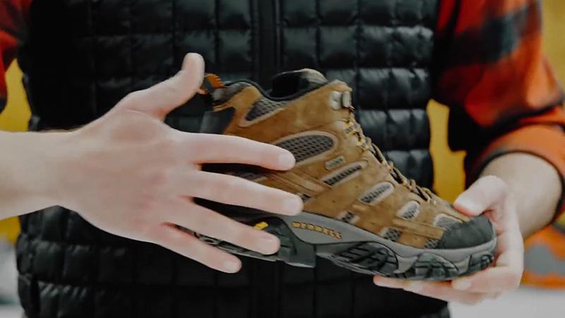Get Proper Walking Shoes