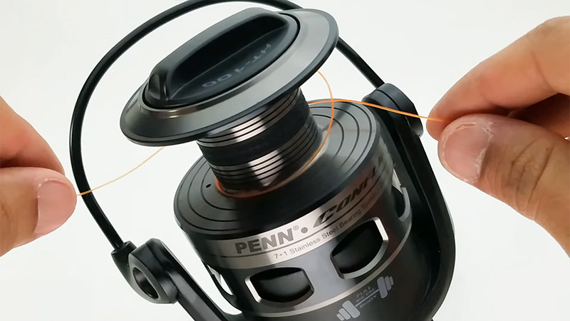 How To Get Fishing Line Out Of Reel The Easy Way