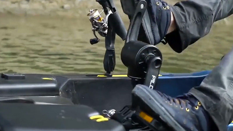 What Is A Pedal Drive Kayak