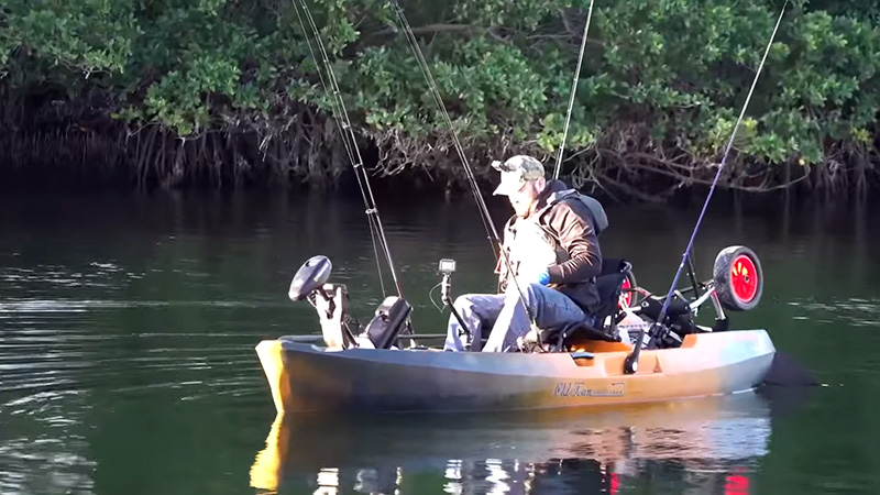 What Is Kayak-Fishing