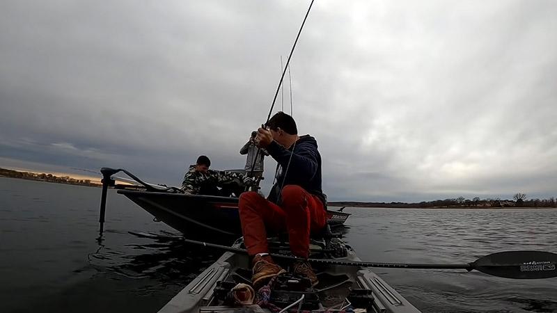Fishing Kayak Or Fishing Boat
