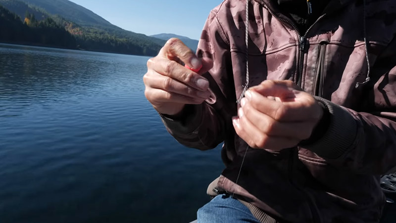 How to Set Up Your Power Bait Rig 2