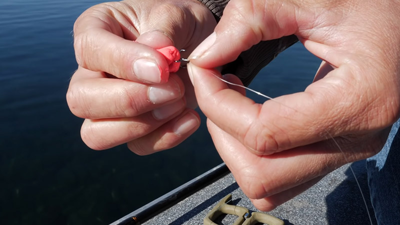 How to Set Up Your Power Bait Rig