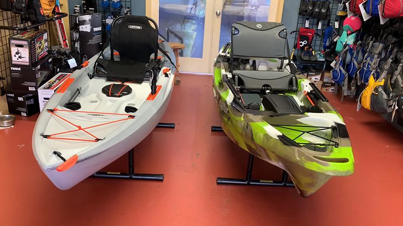 Kayak Fishing Vs. Boat Fishing FI
