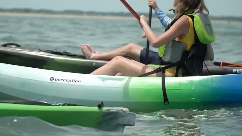 Short Kayaks Are Easy To Maneuver
