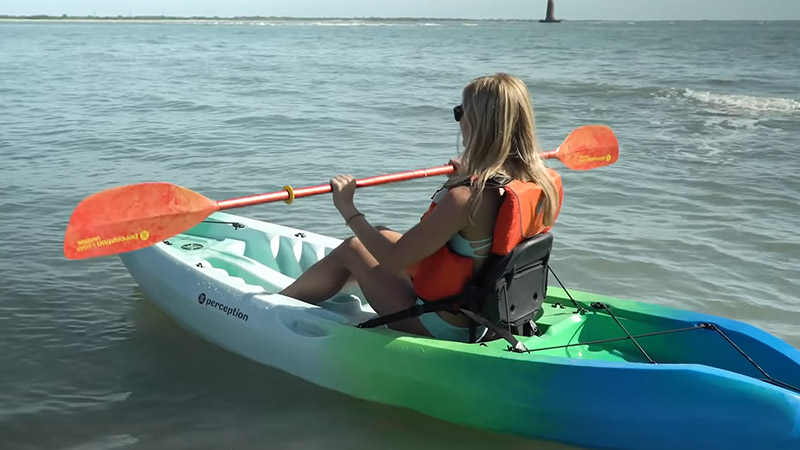 Short Kayaks Are Made For Stability