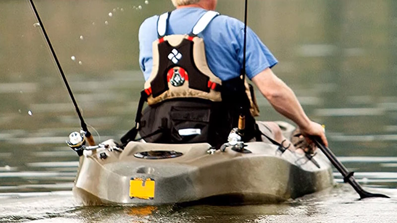 Sit-on-Top Fishing Kayaks