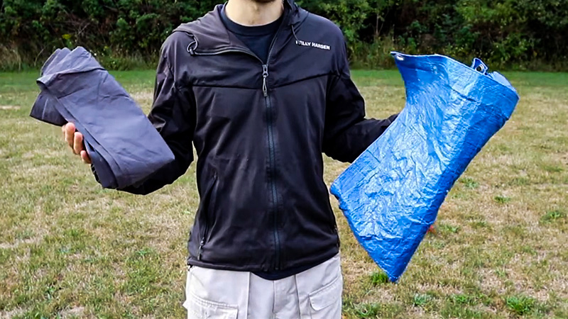 Differences Between Tent Footprint And Tarp
