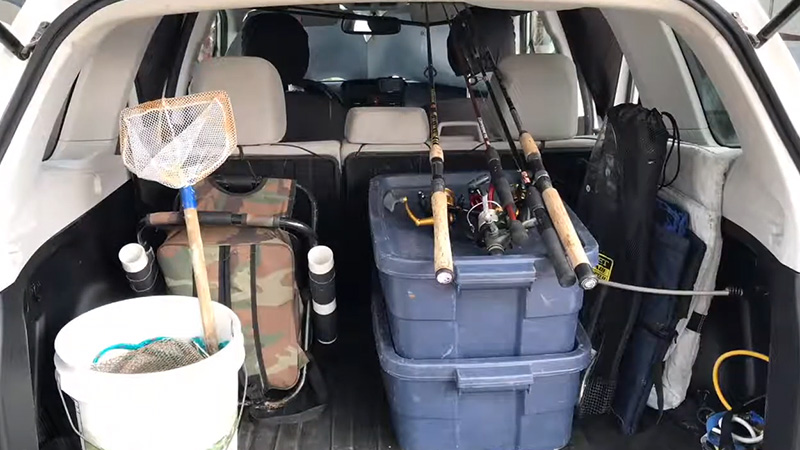 How To Transport Fishing Rods In Car FI