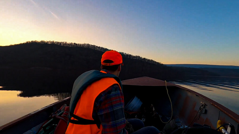 What Should Sportsman Consider When Hunting From A Boat FI
