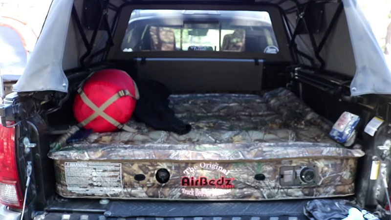 Advantages Of Truck Camping
