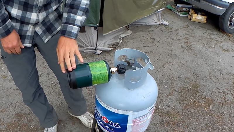 Why Is It So Difficult To Dispose Of Coleman Propane Cylinders
