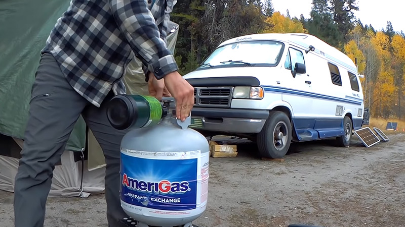 How To Dispose Of Coleman Fuel Canisters FI