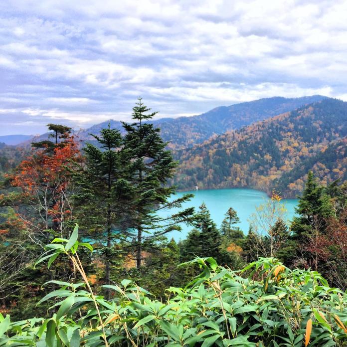 Autumn Hiking Northern Nagano