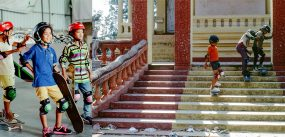 Skateistan Cambodia by Hannah Bailey